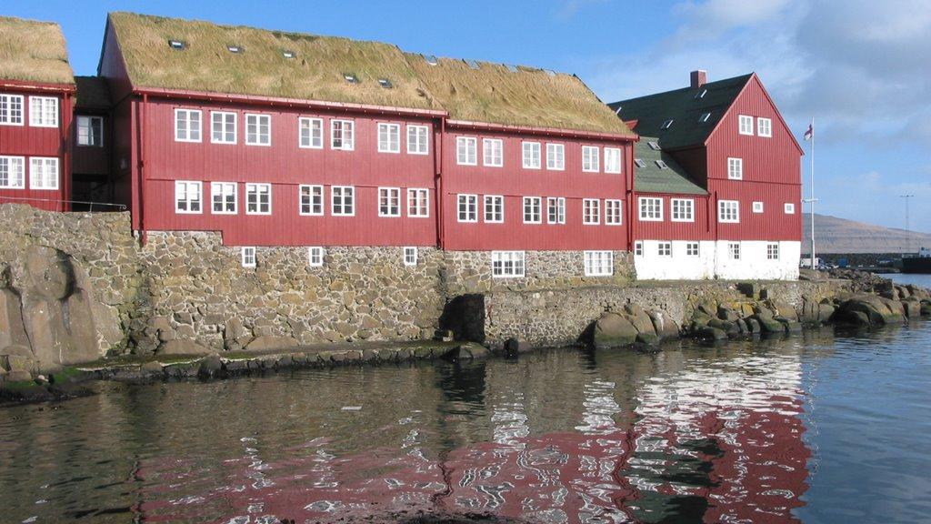Lógartænastan eftirkannað 202 uppskot