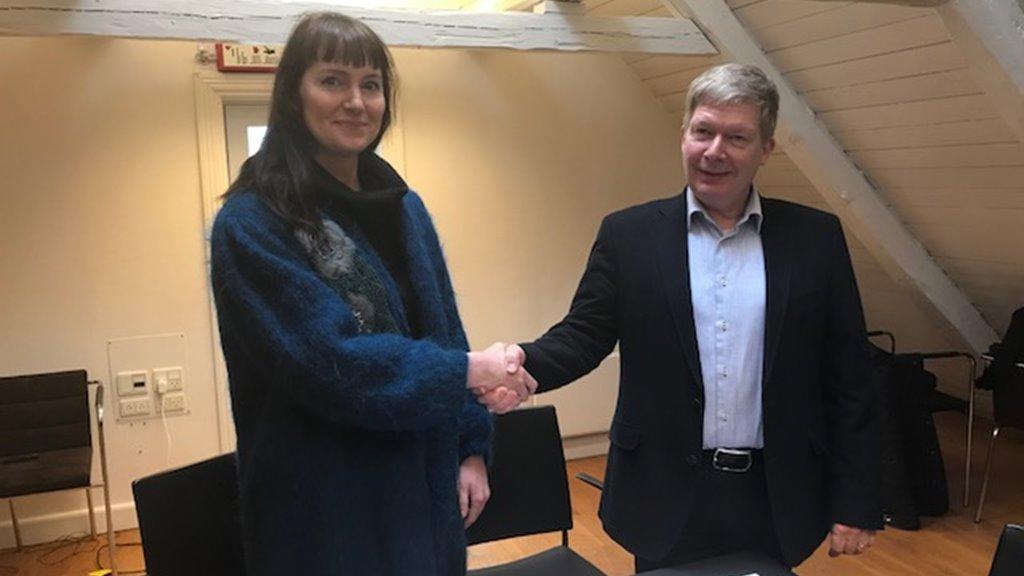 Semja millum Kommunulæknafelagið og Fíggjarmálaráðið