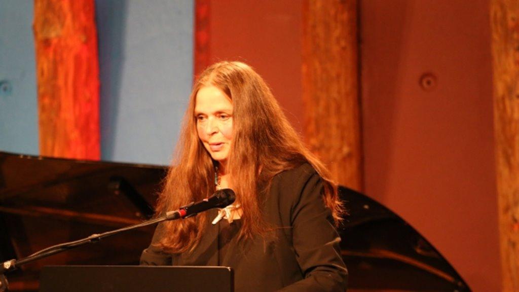 Heiðursgáva landsins 2018 – Astrid Andreasen