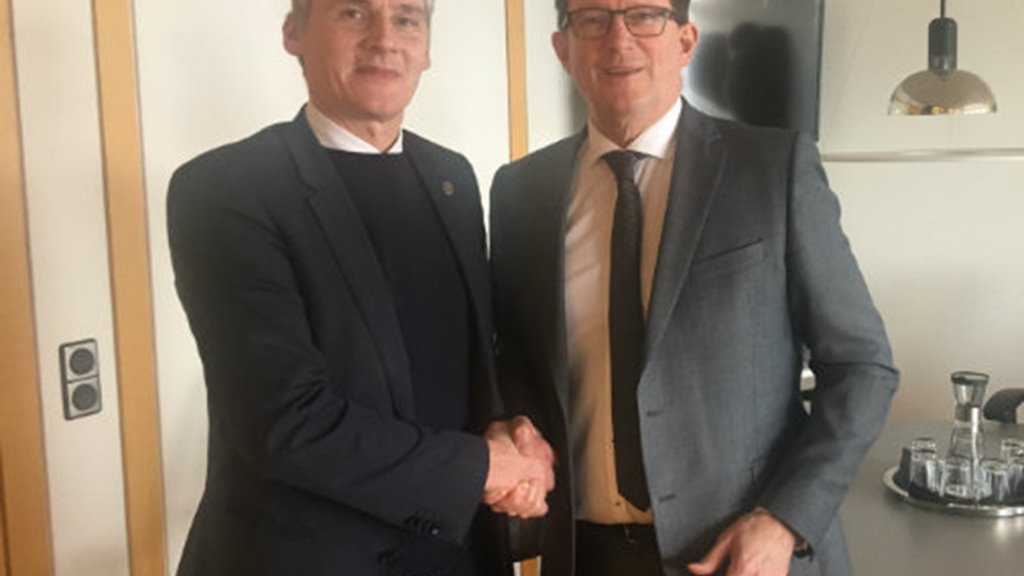 Semja millum Føroyar og Ísland um fiskiveiðiavtalu fyri 2019 og 2020