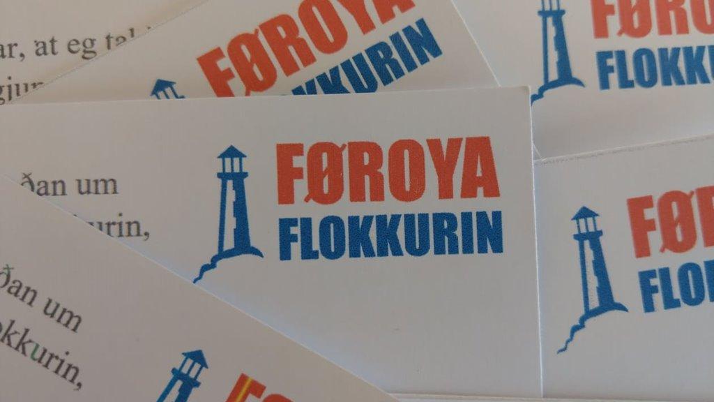 Heilsu- og innlendismálaráðið góðkent Føroya flokkin