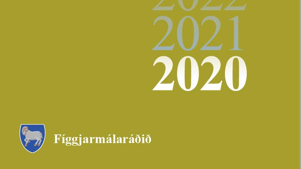Framroknað uppskot til fíggjarlóg fyri 2020