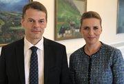Danish Prime Minister Frederiksen to visit the Faroe Islands