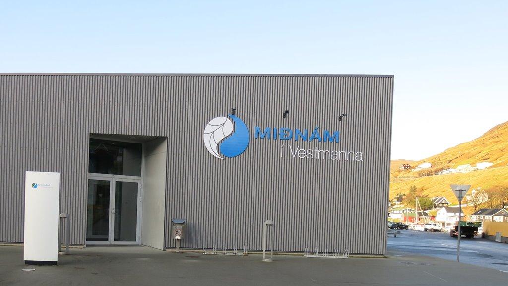 Rektari til Miðnám í Vestmanna