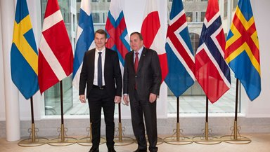 The Faroe Islands will have an active role in the Danish presidency in the Nordic Council of Ministers.