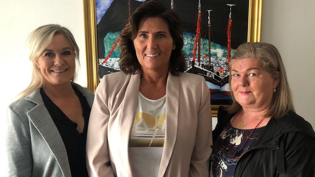 Elsebeth havt fund við Alzheimerfelagið