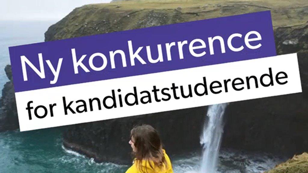 Ritgerðarkapping: Vinnarin fær 40.000 kr.