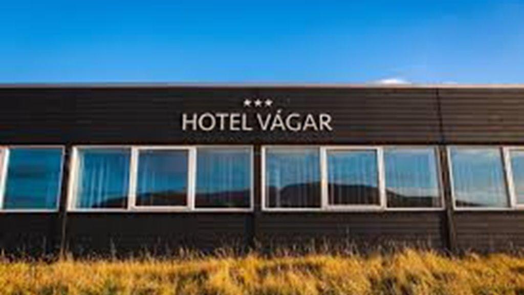 Corona: Hotel Vágar skal hýsa teimum avbyrgdu