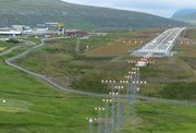 Limited air traffic to and from Faroe Islands