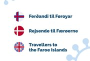 Stricter self-quarantine procedures for travellers to the Faroe Islands