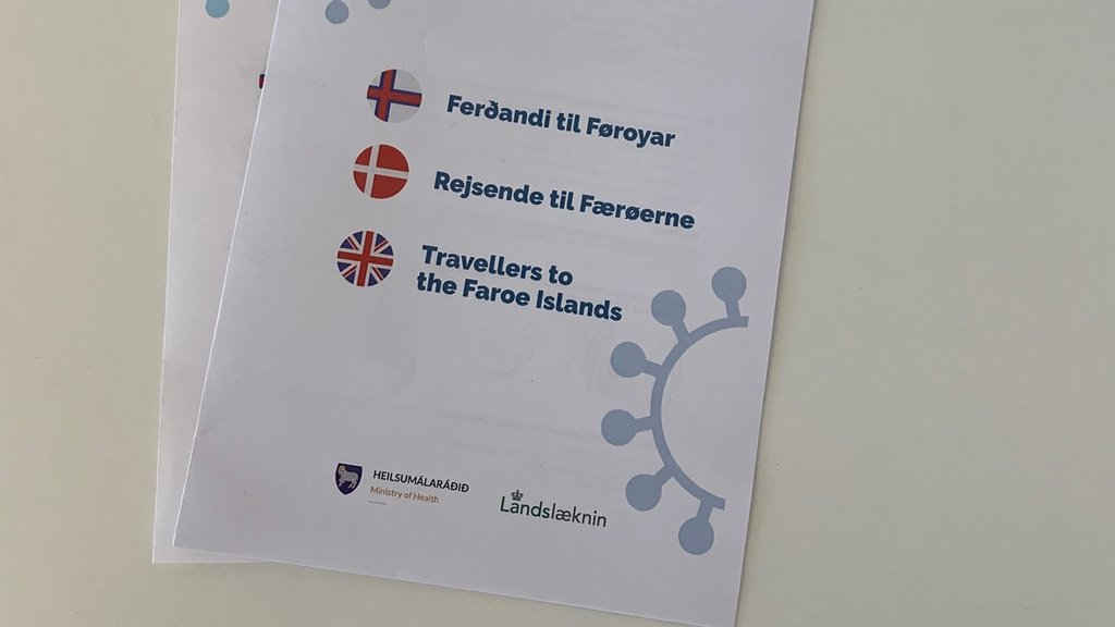 Faldarin -  Ferðandi til Føroyar