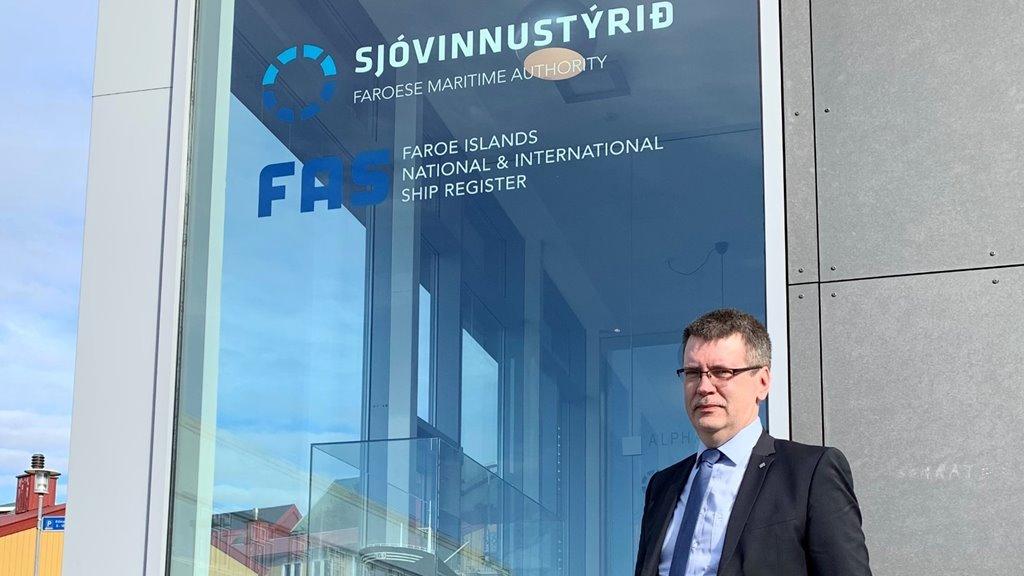 Nýggjur bygningur byggjast til Sjóvinnustýrið á Giljanesi