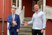 Løgmaður heiðrar evropameistaran Sverra Sandberg Nielsen