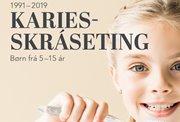 Tannheilsan hjá føroyskum børnum batnar alsamt