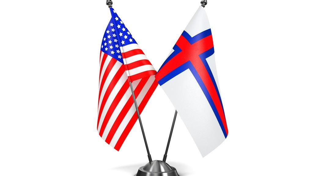 Føroyar og USA undirrita partalagsyvirlýsing