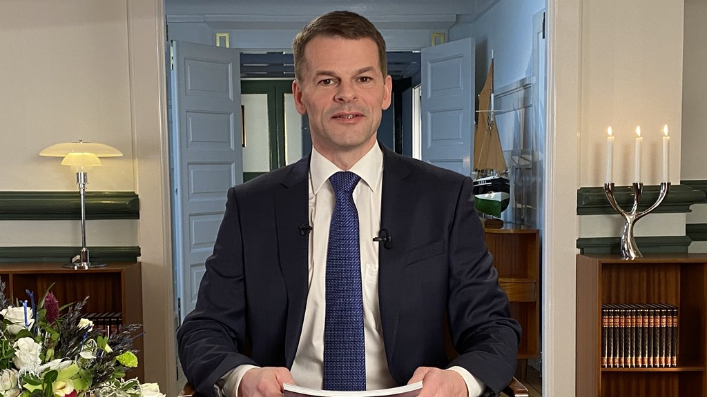 Nýggjársrøða løgmans 2020