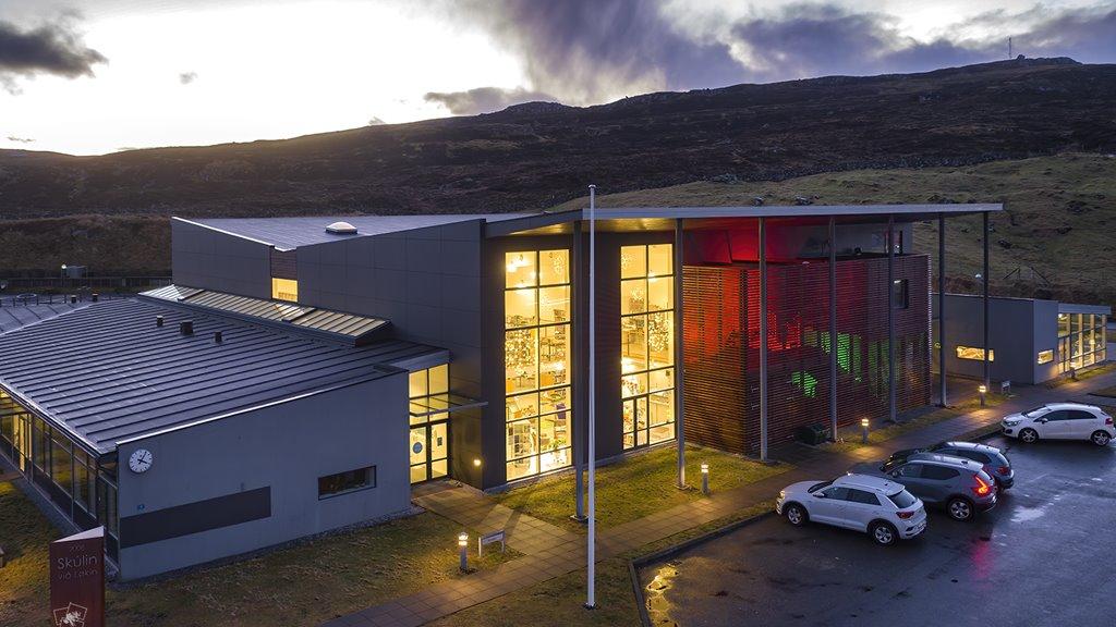 Mentanarvirðislønir landsins