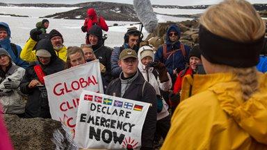 Nordic-Canadian Fellowship for Environmental Journalism