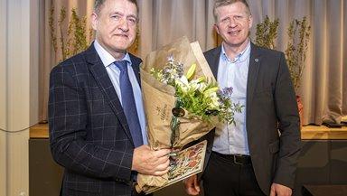 Røða aðalfundur hjá Lærarafelagnum 2021