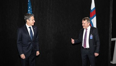 Foreign Minister meets US Secretary of State