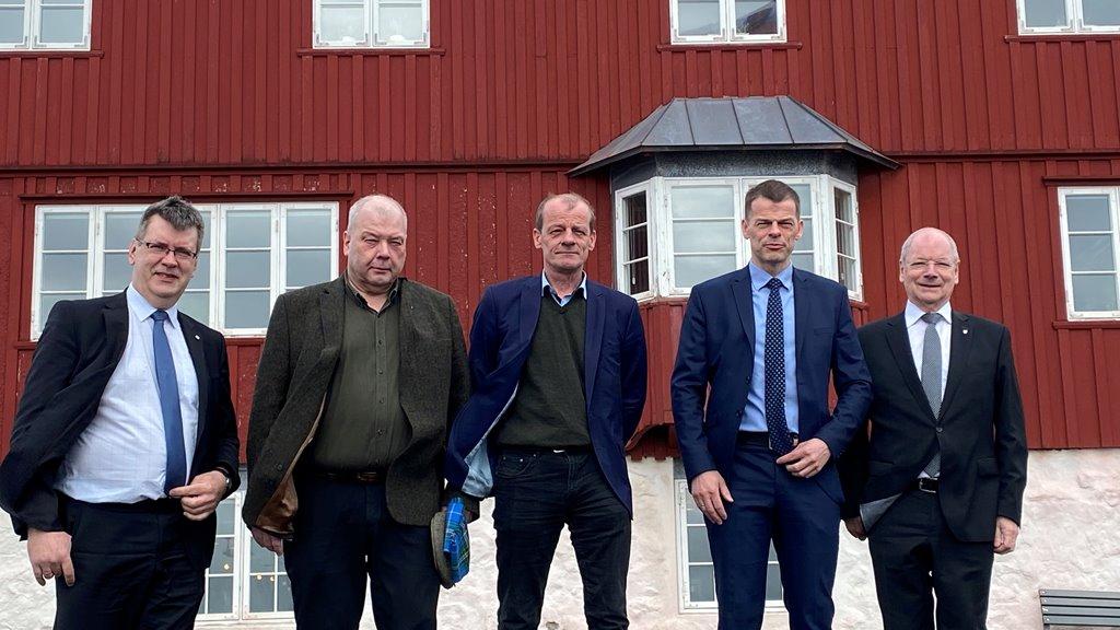 Landsstýrið og Kommunufelagið styrkja samstarvið