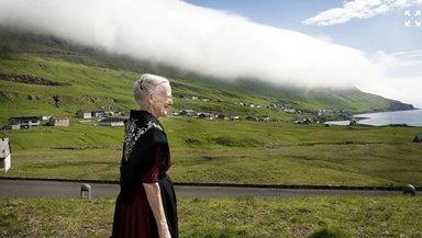 Skráin fyri drotningavitjanina í Havn tillagað