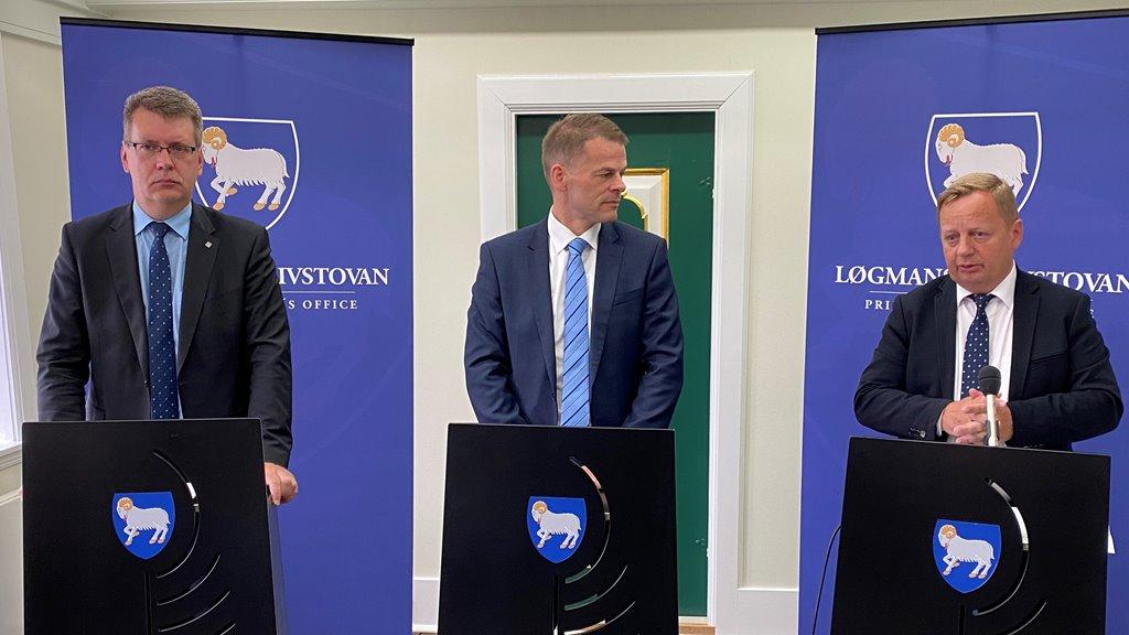 Magnus Rasmussen nýggjur landsstýrismaður í umhvørvis- og vinnumálum
