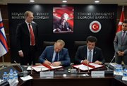 The Faroe Islands and Turkey sign Free Trade Agreement