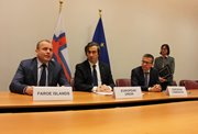 The Faroe Islands and the EU sign agreement on Faroese association to Horizon 2020