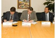 Historic agreement with the World Bank