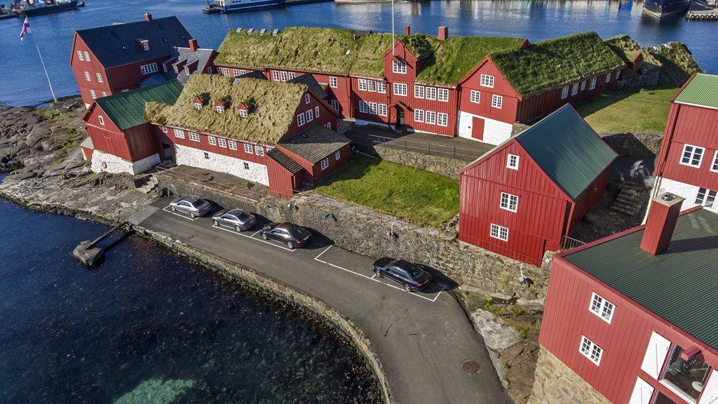 Fulltrúastarv á Løgmansskrivstovuni