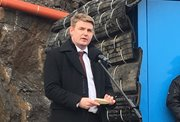 Launching the largest infrastructure project in the Faroe Islands